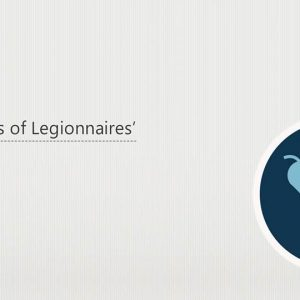Awareness of Legionnaires Disease