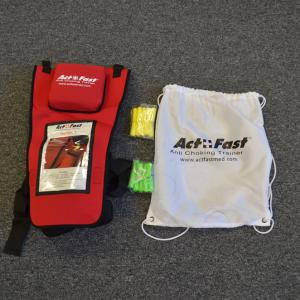 Actfast choking vest