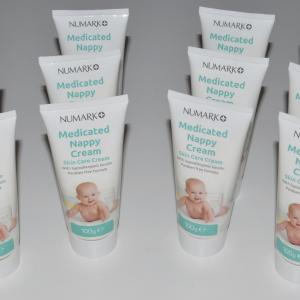 Nappy cream medicated Numark
