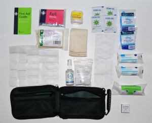 Student First Aid kit contents